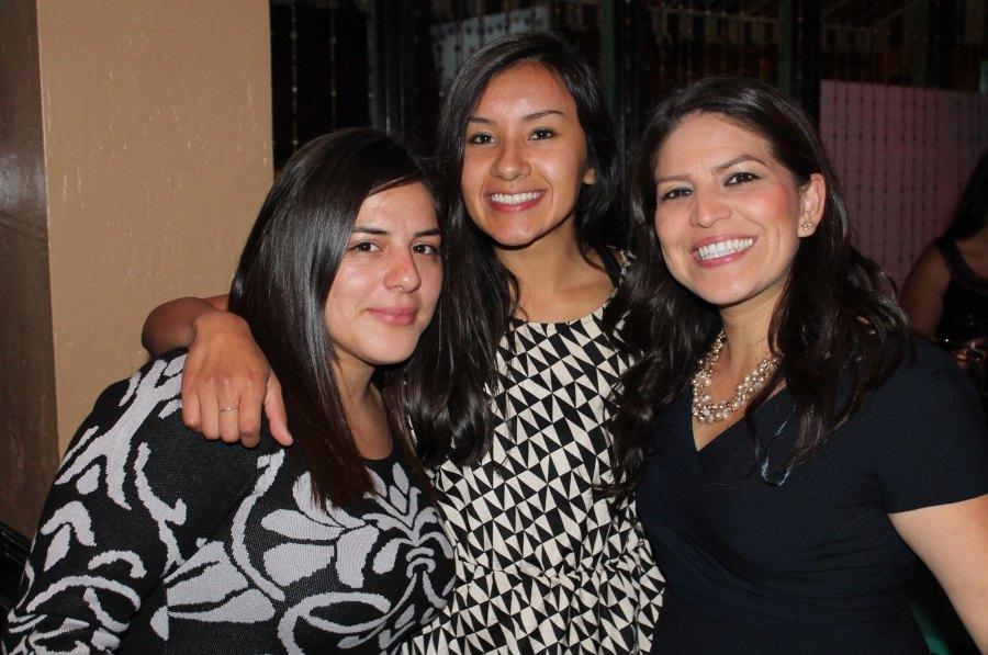 Ivette Soria, Annalisa Perea & Esmeralda Soria
